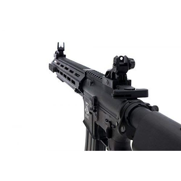 Black Ops Airsoft Rifle 3 Black Ops Airsoft Guns Rifle- Electric Full Metal M4 Viper Elite Upgraded