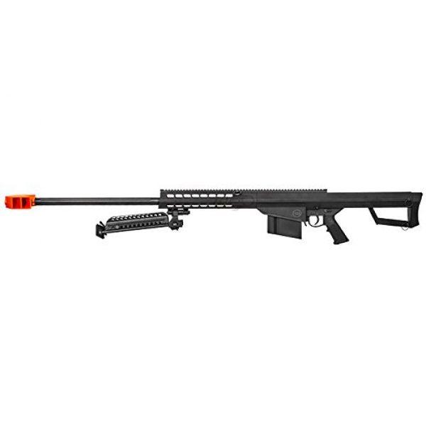 Lancer Tactical Airsoft Rifle 4 Lancer Tactical M82 Polymer Spring Sniper Rifle w/Bipod Airsoft Gun