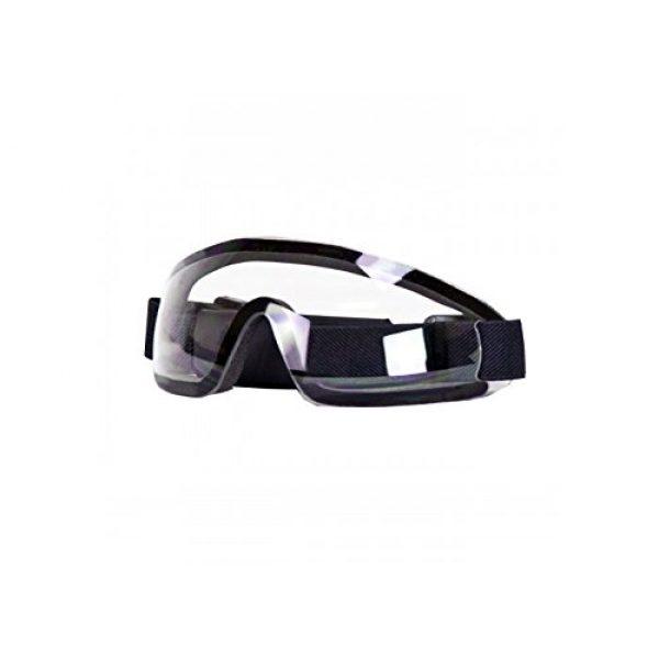Bravo! Airsoft Goggle 4 Bravo! Tactical Low Profile Airsoft Goggles