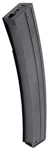 AMRY FORCE  1 AMRY FORCE SportPro 110 Round Metal Medium Capacity Magazine for AEG Sterling Airsoft - Black