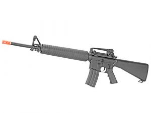 A&K Airsoft Rifle 1 A&K M16 A3 Verion 2 Metal Gear Box Airsoft Gun