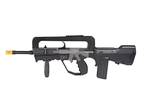 Double Eagle  2 Double Eagle A&N Tactical M46A1 Powerful Spring Airsoft Gun Assault Rifle FAMAS Styled and 2000 BBS