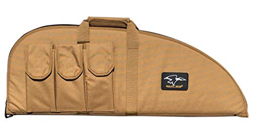 "Galati Gear Airsoft Gun Case 2 Galati Gear 30"" DCN Rifle Case with External Mag Pockets - Coyote Brown"