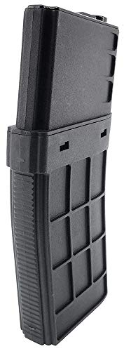 SportPro  4 SportPro CYMA 450 Round Polymer Thermold Waffle High Capacity Magazine for AEG M4 M16 Airsoft - Black