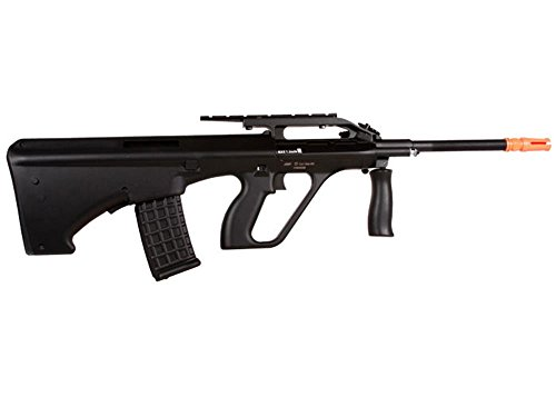 ASG Airsoft Rifle 2 ASG 50026 Steyr AUG A2 Airsoft Rifle Value Pack