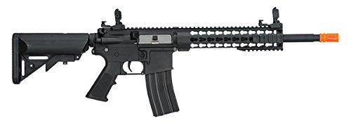 "Lancer Tactical Airsoft Rifle 2 LANCER TACTICAL Gen 2 LT-19 Carbine 10"" AEG Electric Automatic Aerosoft Gun"