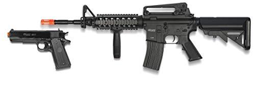 Sig Sauer Airsoft Rifle 1 Sig_Sauer Patrol AEG Kit w/ 7500 BBS - Black