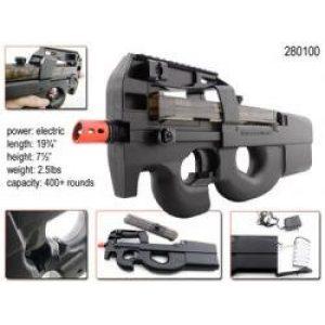 AEG Airsoft Rifle 1 belgium p-90 automatic airsoft gun(Airsoft Gun)