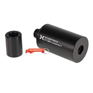 XCORTECH Airsoft Tool 1 Xcortech XT301 60mm Compact Tracer (11mm CW to 14mm CCW