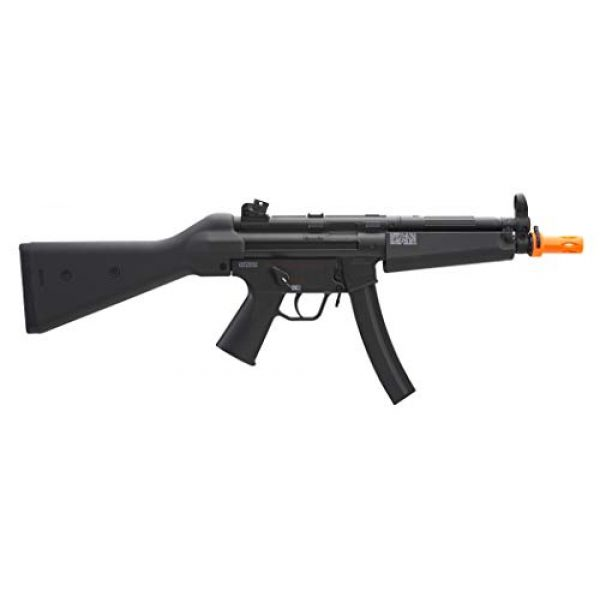 Elite Force Airsoft Rifle 5 Elite Force HK Heckler & Koch MP5 AEG Automatic 6mm BB Rifle Airsoft Gun, MP5 Competition Kit, Multi, One Size, Model Number: 2275052