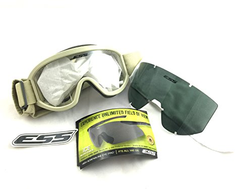Eye Safety Systems Airsoft Goggle 1 Eye Safety Systems 740-0207 Land Ops Goggles