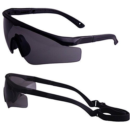 Impact Resistant Shooting Glasses