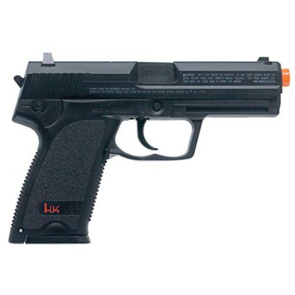 Elite Force Airsoft Pistol 3 HK Heckler & Koch USP 6mm BB Pistol Airsoft Gun, Standard Action, Black