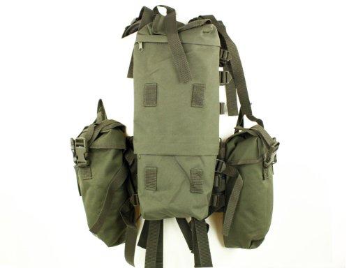 Mil-Tec  3 Mil-Tec Men's Tactical South African Assault Combat Cargo Army Vest Airsoft