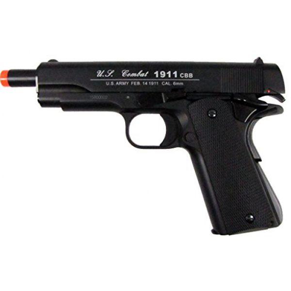 WG Airsoft Pistol 3 wg model-4613 full metal 1911 co2 blowback(Airsoft Gun)