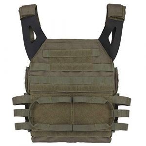 Will Outdoor Airsoft Tactical Vest 1 Will Outdoor Tactical 2.0 JPC Military MOLLE Hunting Airsoft Vest Multicam Combat Protective Vest