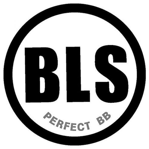 BLS Airsoft BB 3 BLS Airsoft BBS 6mm 0.20g, 0.25g, 0.28g Perfect Precision Grade