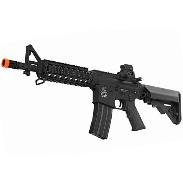 Colt Airsoft Rifle 4 Soft Air COLT M4 CQB Automatic Electric Airsoft Gun, Black