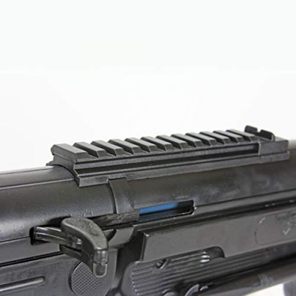 BBTac Airsoft Rifle 7 BBTac Airsoft BT-M40 Spring Loaded Rifle WWII Replica