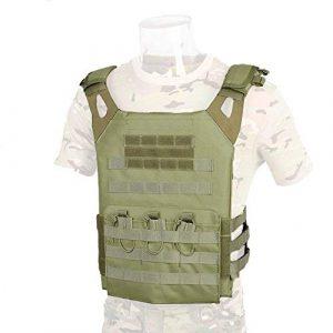 DLP Tactical Airsoft Tactical Vest 1 DLP Tactical Phantom Low Profile MOLLE Vest