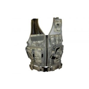 Fidragon Airsoft Tactical Vest 1 Digital Camo Airsoft Vest