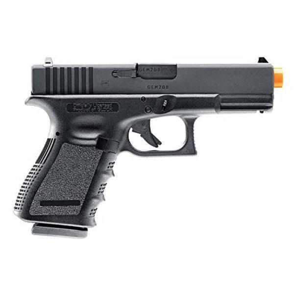 Elite Force Airsoft Pistol 3 Elite Force Glock 19 Gen3 GBB 6mm BB Pistol Airsoft Gun