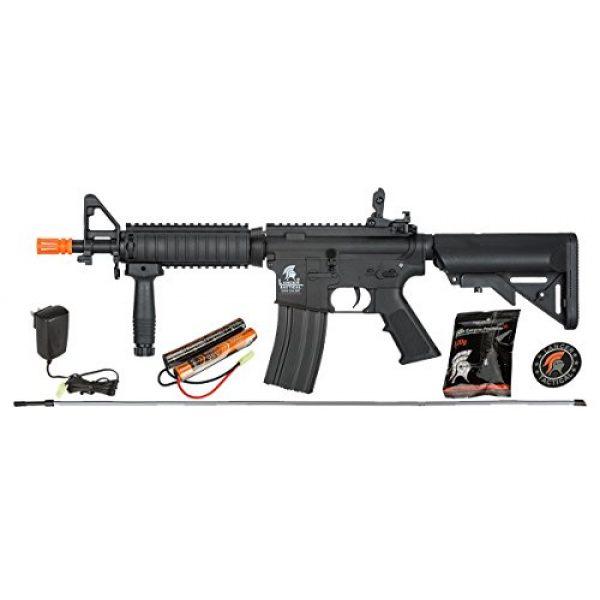 Lancer Tactical Airsoft Rifle 1 Lancer Tactical Gen 2 CQB MOD 0 AEG LT-02 Automatic Airsoft Gun
