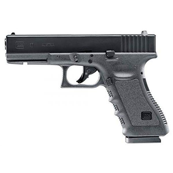 """Umarex USA Air Pistol 2 Umarex Glock 17 Blowback .177 Caliber BB Gun Air Pistol, Gen3"""""""