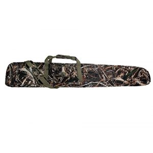 """Ducks Unlimited Airsoft Gun Case 1 Ducks Unlimited Deluxe Floating Double Gun Case, Realtree, 52"""""""