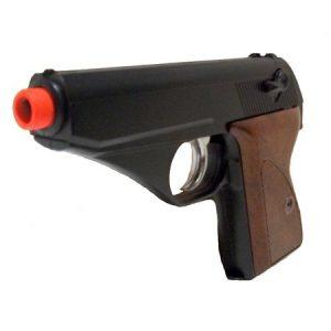HFC Airsoft Pistol 1 hg-106b3 HFC black gas pistol #hg-106b3 hfc black bb gun hg-106 cal. 6mm(Airsoft Gun)