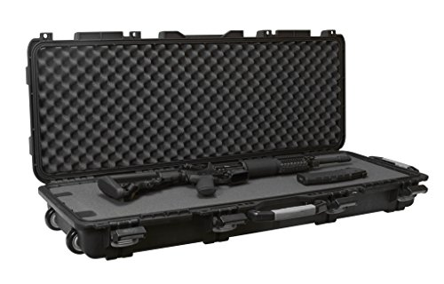 Plano  2 Plano Mil-Spec Field Locker Tactical Long Gun Case with Wheels