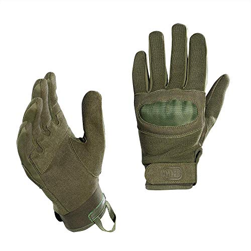M-Tac Airsoft Glove 1 M-Tac Tactical Gloves Full Finger Assault Airsoft Protective Gear