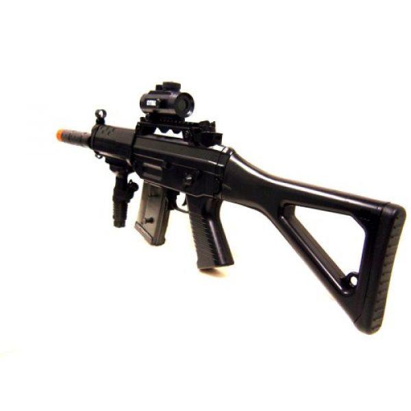 CYMA Airsoft Rifle 3 CYMA Navy Seal Assault Rifle SG 552 Airsoft Electric Gun
