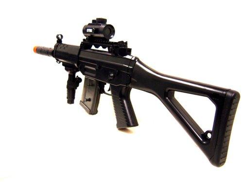 CYMA  3 CYMA Navy Seal Assault Rifle SG 552 Airsoft Electric Gun