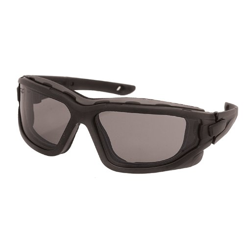 Valken Airsoft Goggle 1 Valken V-Tac Zulu Airsoft Goggles - Grey