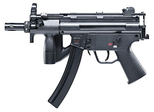 Umarex Airsoft Rifle 1 Umarex HK Heckler & Koch MP5 K-PDW Semi Automatic .177 Caliber BB Gun Air Rifle