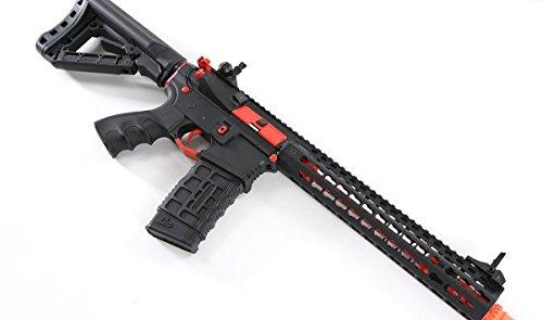 G&G  3 G&G Combat Machine CM16 SRXL 6mm Airsoft AEG Rifle w/KeyMod & MOSFET