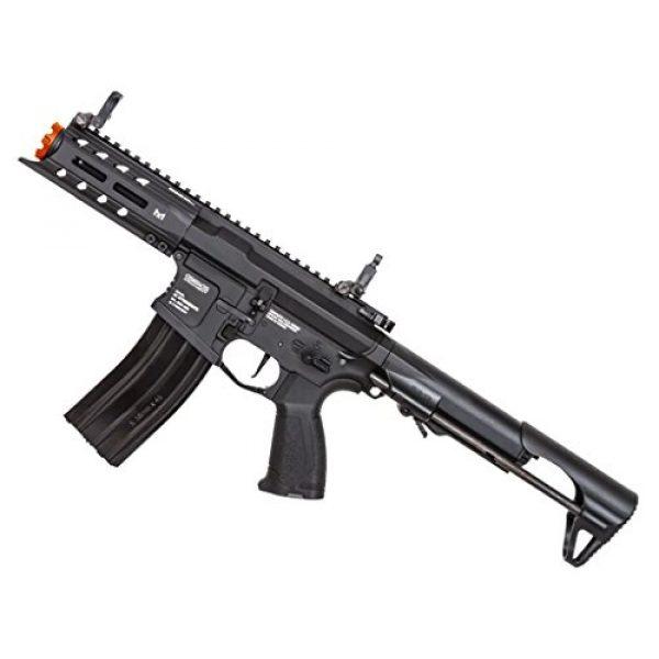 G&G Airsoft Rifle 2 G&G ARP 556 CQB AEG Airsoft Gun Battery & Charger Combo w/ MOSFET