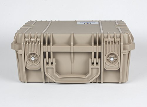 Seahorse Protective Equipment Cases Airsoft Gun Case 2 Seahorse Protective Equipment Cases SE630 Locking Six Gun System