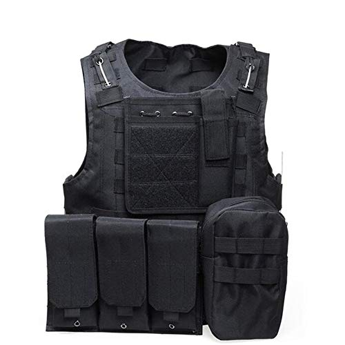Redland Art Airsoft Tactical Vest 5 Redland Art Camouflage Tactical Amphibious Vest Military Army Combat Airsoft Paintball Sport Body Armor Molle Hunting Vest 8 Colors Airsoft Tactical Vest