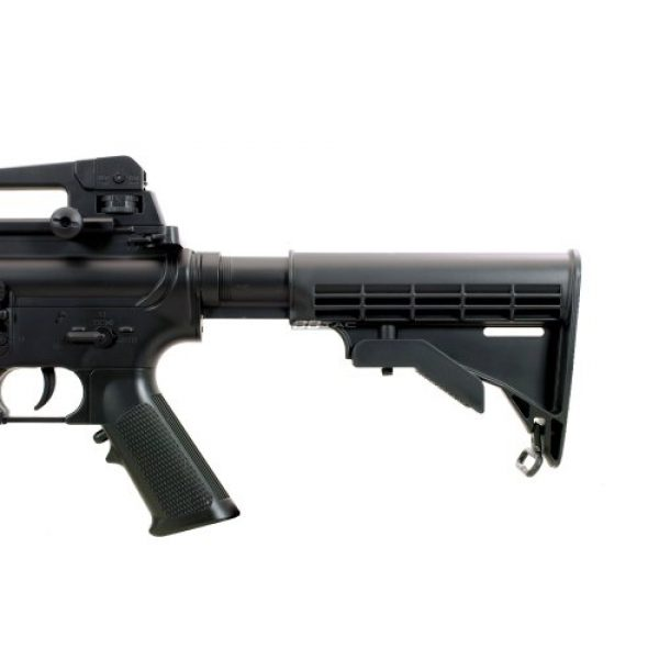 BBTac Airsoft Rifle 6 BBTac M83 Full Auto Electric Power LPEG Airsoft Gun with Warranty