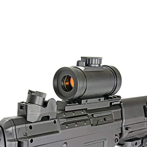 BBTac Airsoft Rifle 5 BBTac Airsoft Gun AEG Electric Gun Rifle Full Auto Package with Battery and Charger