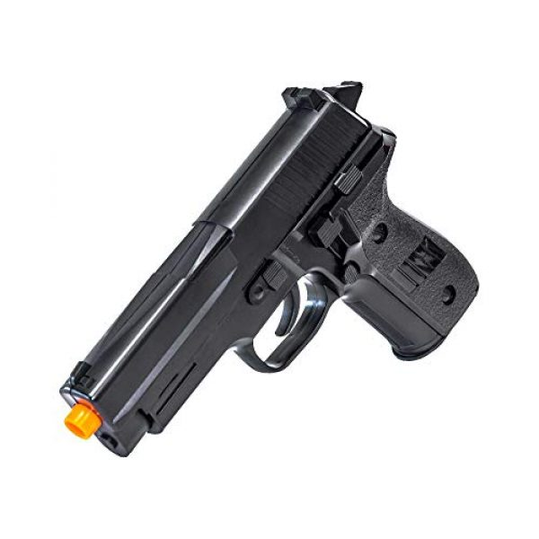 Fire Power Airsoft Pistol 4 Firepower Interrogator Spring Powered Airsoft Pistol, 260 FPS