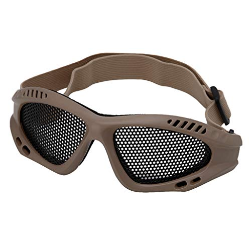 Oranmay Airsoft Goggle 3 Oranmay Eye Protection Goggles Anti Fog Mesh Glasses for Motorcycle Airsoft