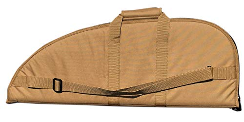 "Galati Gear Airsoft Gun Case 3 Galati Gear 30"" DCN Rifle Case with External Mag Pockets - Coyote Brown"