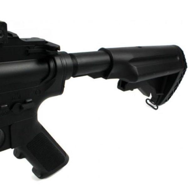 BBTac Airsoft Rifle 3 BBTac Airsoft Rifle M804 416 Full & Semi Auto Electric Gun AEG Shoots 6mm BBS