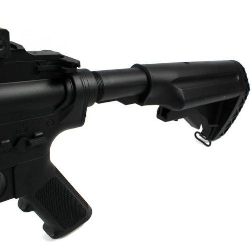 BBTac  3 BBTac Airsoft Rifle M804 416 Full & Semi Auto Electric Gun AEG Shoots 6mm BBS