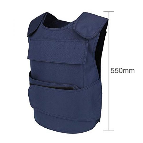 JUM Airsoft Tactical Vest 2 JUM Hunting Vests, Security Guard Vest Vest Cs Field Genuine Tactical Vest Clothing Cut Proof Protecting Clothes for Men Women Drop Shipping