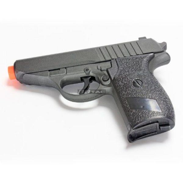 BBTac Airsoft Pistol 4 bbtac bt-g3 sub-compact metal pocket spring airsoft gun pistol(Airsoft Gun)