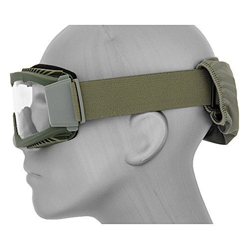 Lancer Tactical Airsoft Goggle 2 Lancer Tactical Airsoft Safety Goggles